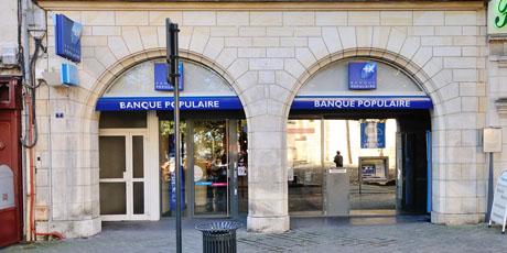 Banque Populaire Poitiers Notre Dame
