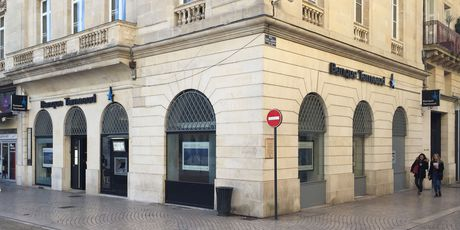 Banque Tarneaud Poitiers Centre