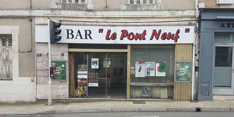 Bar Le Pont Neuf