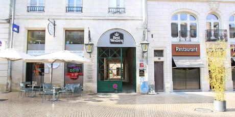 Best Western Poitiers Le Grand Hôtel