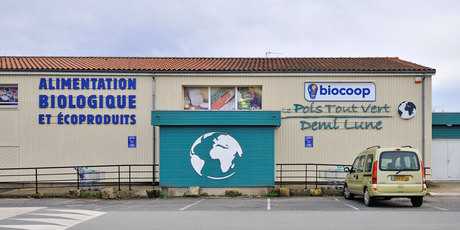Biocoop Le Pois Tout Vert Demi-Lune