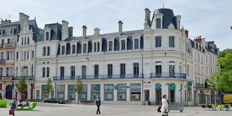 BNP Paribas Poitiers Hôtel de Ville