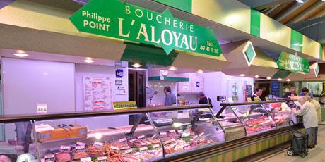 Boucherie de l'Aloyau