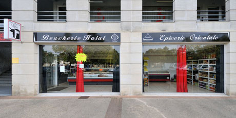 Boucherie Halal des 3 Cités