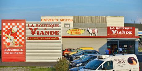 Boucherie Huet Biard