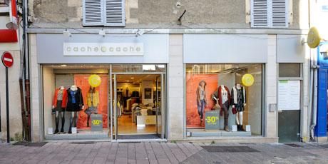 Cache Cache Poitiers Centre