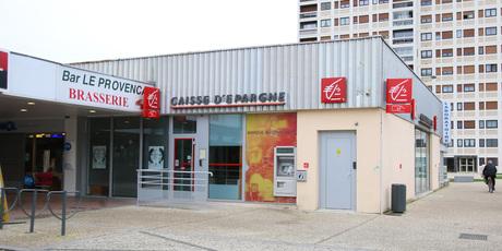 Caisse d'Epargne Poitiers Couronneries