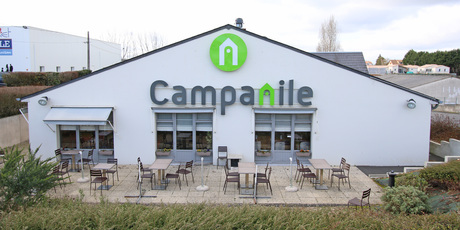 Campanile Poitiers Sud Aéroport