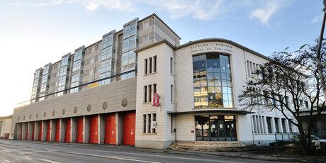 Centre de Secours de Poitiers Pont Achard
