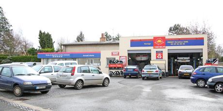 Centre Auto Fréret