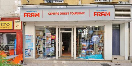 Centre Ouest Tourisme