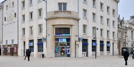 CIC Poitiers Hôtel de Ville