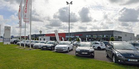 DAP Citroën Poitiers
