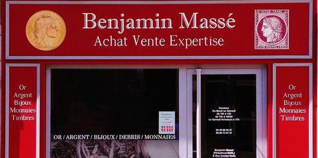 Comptoir de l'Or Benjamin Massé