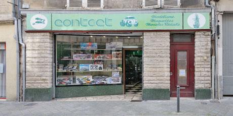 Contact Modélisme