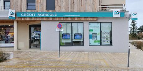 Crédit Agricole Poitiers Biard Montmidi