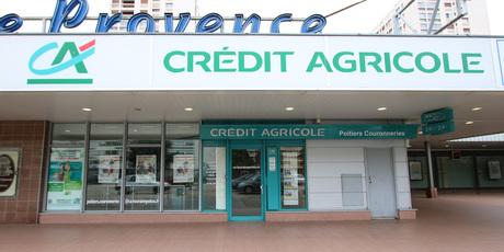 Crédit Agricole Poitiers Couronneries