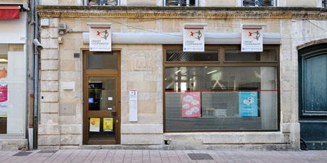 Crédit Coopératif Poitiers