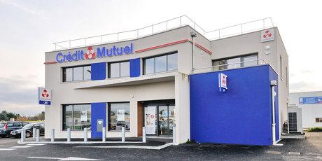 Crédit Mutuel Poitiers Ouest