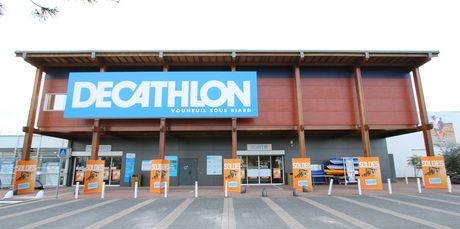 Decathlon Poitiers