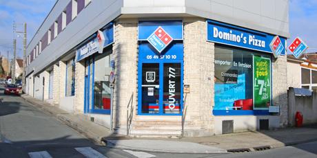 Domino's Pizza Poitiers Avenue de Nantes
