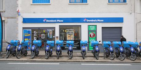 Domino's Pizza Poitiers Pont Neuf