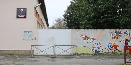 Ecole Maternelle Porte de Paris