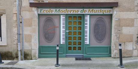 Ecole Moderne de Musique