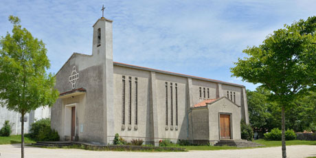 Eglise Sainte-Bernadette