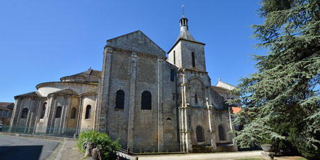 Eglise Saint-Hilaire-le-Grand