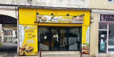 Food Burger Poitiers