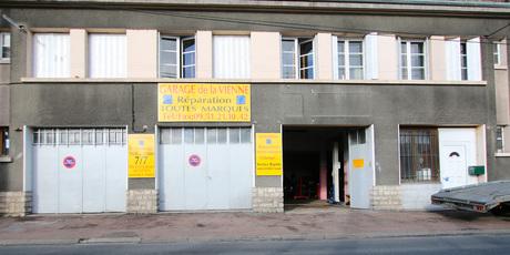 Garage de la Vienne