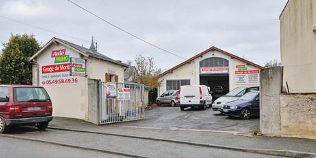 Garage de Montmidi