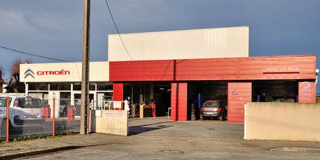 Garage des Rocs