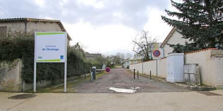 Gymnase de l'Ermitage