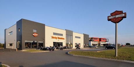 Harley Davidson Poitiers