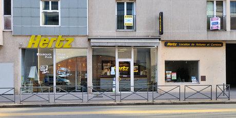 Hertz Poitiers