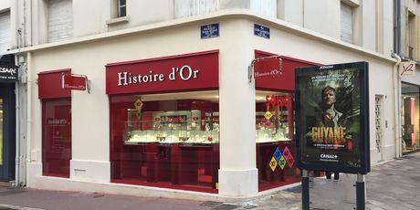 Histoire d'Or Poitiers Gambetta