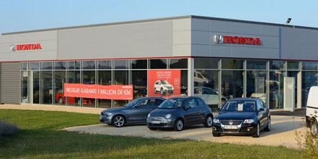 Honda Poitiers