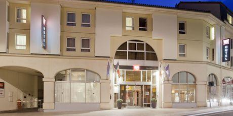 Hôtel Ibis Poitiers Centre