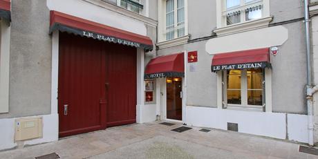 Hôtel Le Plat d'Etain