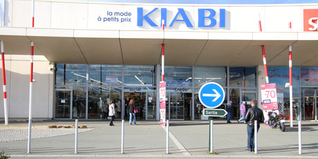 Simple kiabi with auchan sud poitiers for Auchan poitiers horaires