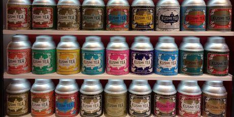 Kusmi Tea Poitiers