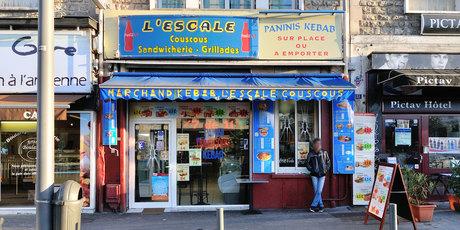 L'Escale Couscous