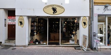 La Boutique à Chapeaux