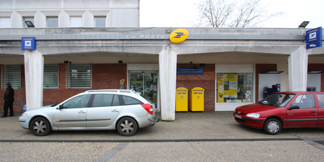 La Poste Couronneries