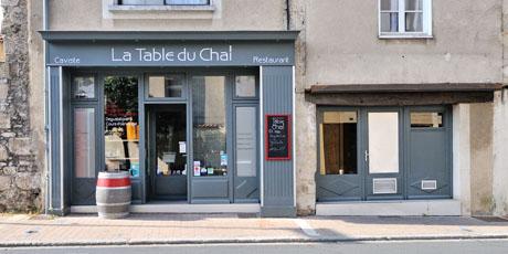 La Table du Chai