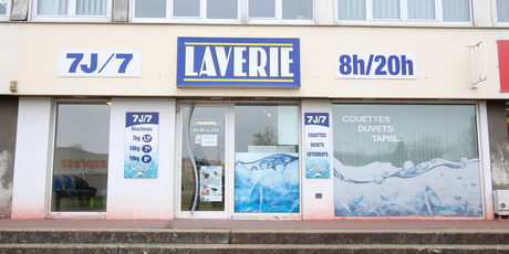 Laverie Couronneries