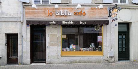 Le Biblio Café