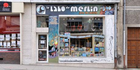 Le Labo de Merlin